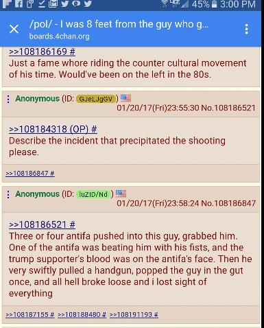 4chan account