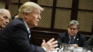 NEW INTERVIEW: Bannon Talks White Nationalism, N Korea, And Knives Out At The White House