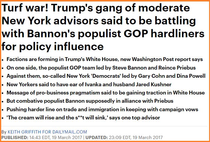 Lee Stranahan: 'Ideological Coup' By Kushner-Linked Goldman Globalists Destroying Trump White House