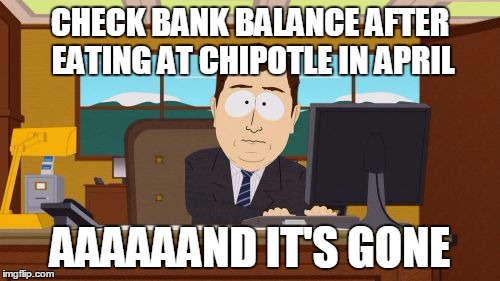 Chipotle Hacked In Massive Breach - Customer Payment Data Stolen From Thousands Of Restaurants