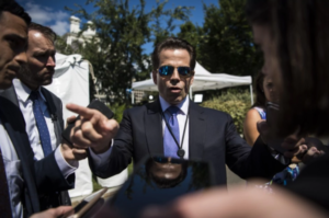 Scaramucci Implicates Priebus In Now-Deleted Tweet Following 'Felony' Leak Of Financial Disclosures