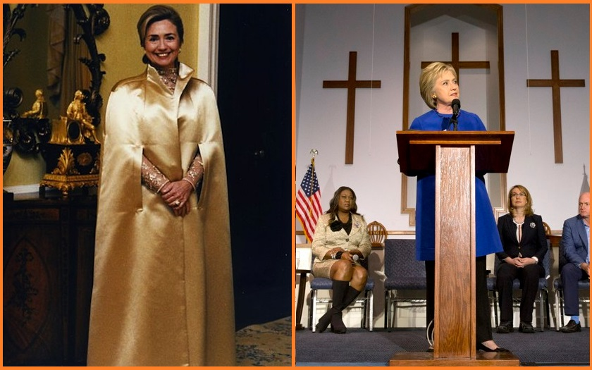 'Aspiring Pastor' Hillary Goes From Seances And SpiritCooks To Bible Thumping