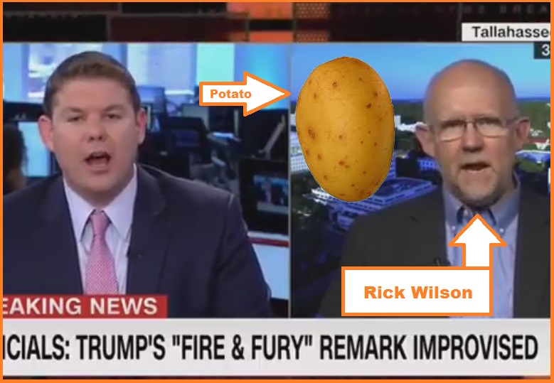 Rick Wilson Owned By CNN's Ben Ferguson Over Definition Of 'Fire and Fury'