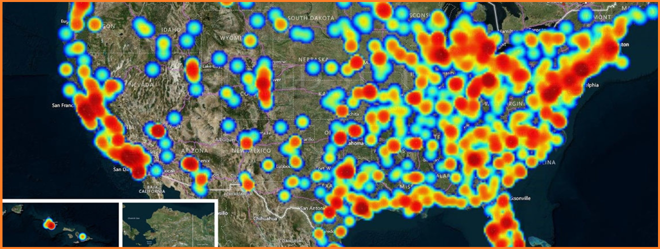 Map Of Human Trafficking Polarisproject Org