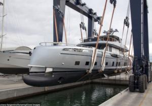 Check Out Porche's $16 Million Superyacht, Complete With Carbon Fiber Furniture