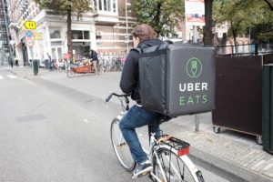 UberEats Explosive Growth Accounts For Nearly 10 Pct Of Gross Bookings