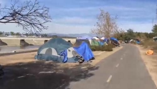 Massive Tent City In Southern CA Revealed In Shocking 10-Minute Video