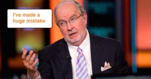 Dennis Gartman BTFO After CNBC Trashes Major Holding, Sending Into Red YTD