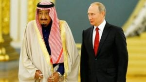 Saudis Cozying Up To Russia As US Influence In Middle East Wanes